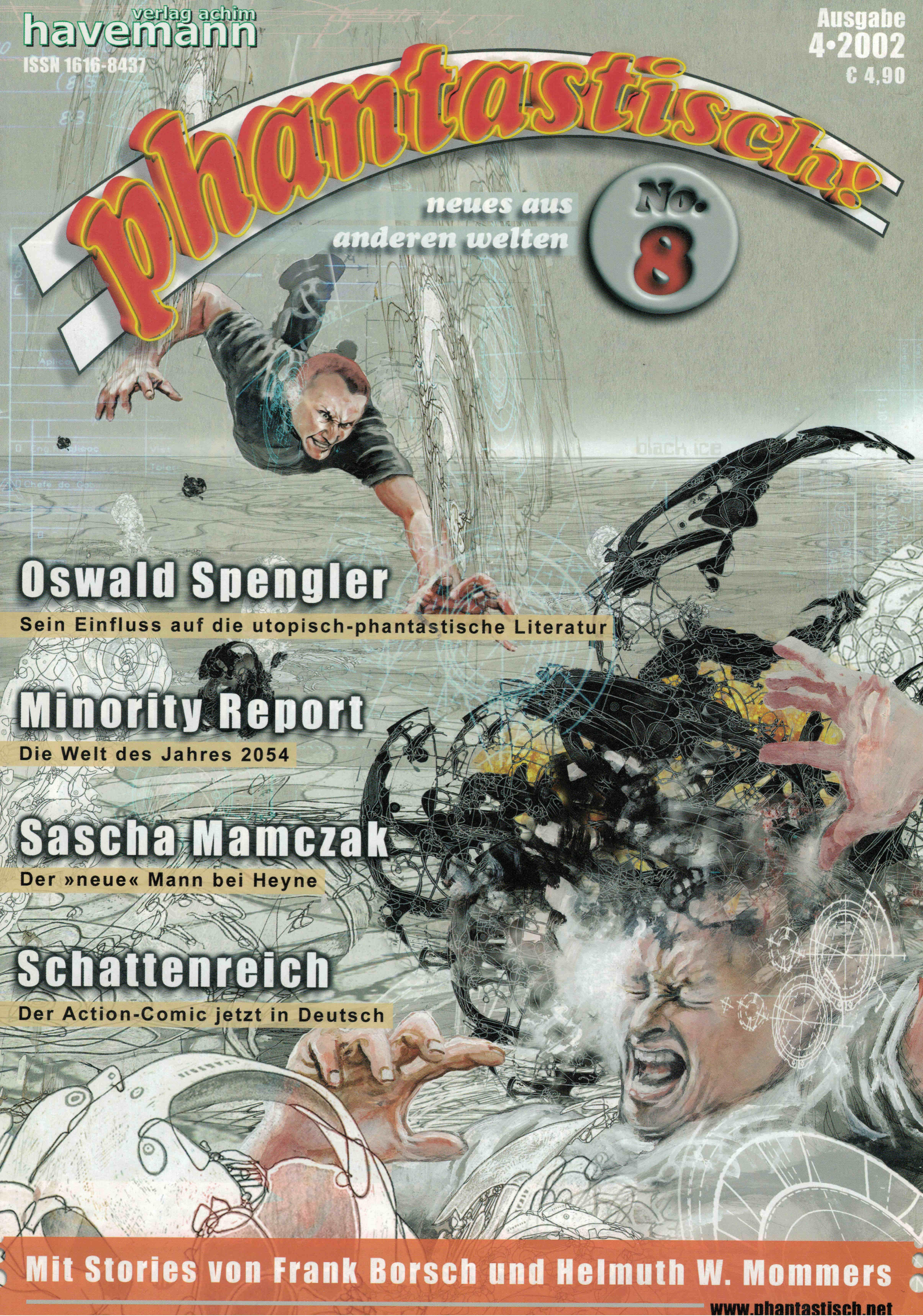 phantastisch! Ausgabe 8 (4/2002)