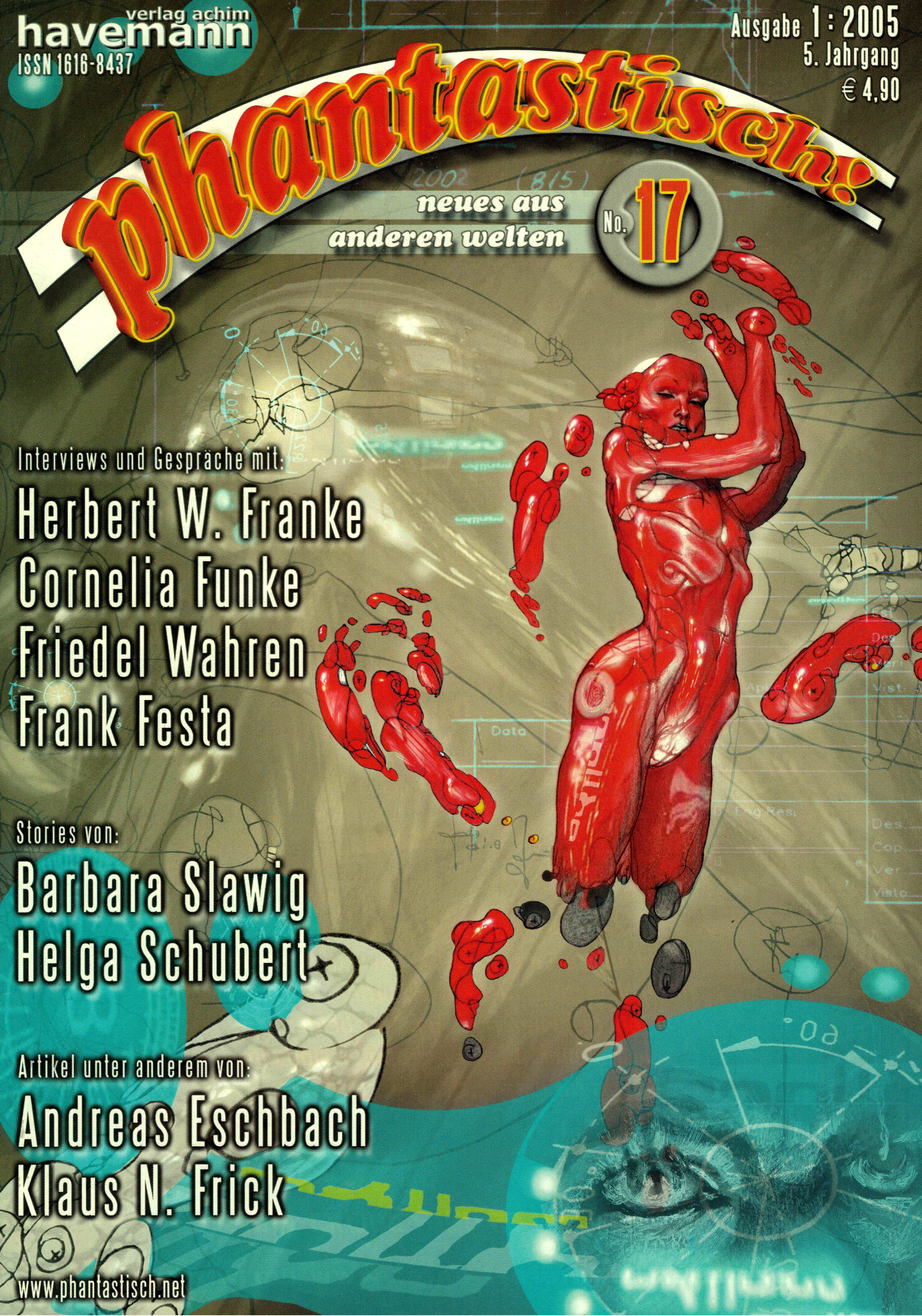 phantastisch! Ausgabe 17 (1/2005)
