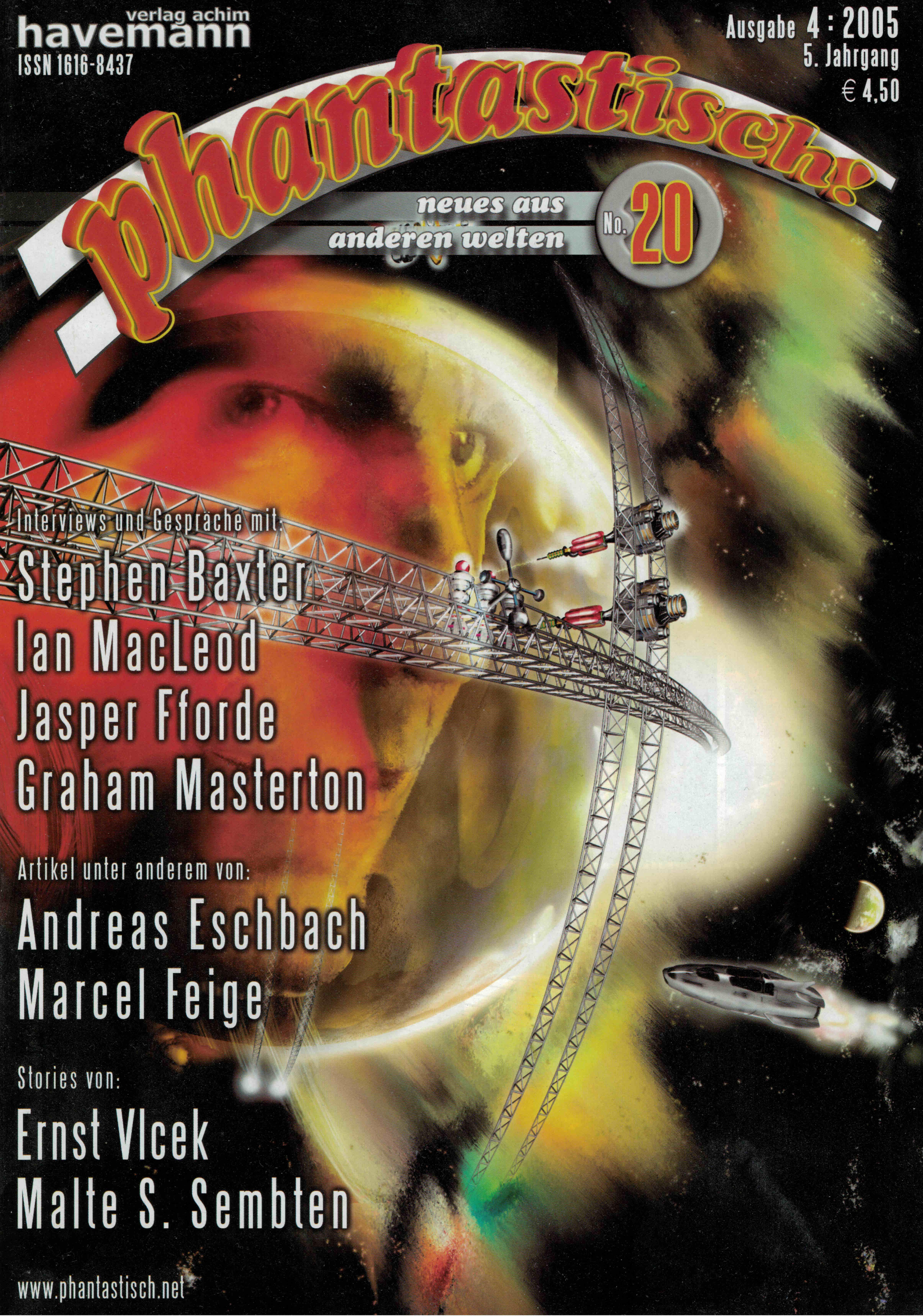 phantastisch! Ausgabe 20 (4/2005)