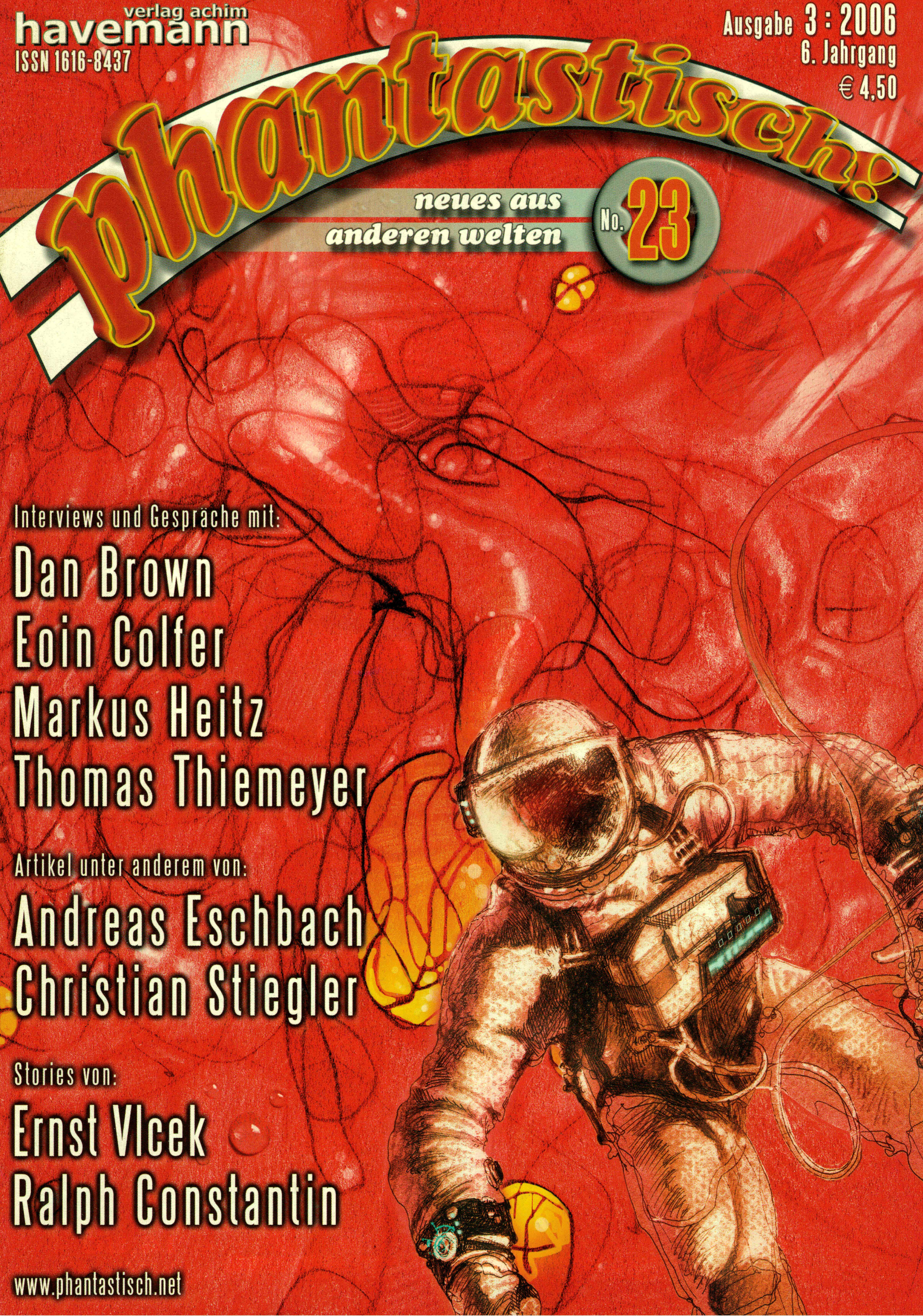 phantastisch! Ausgabe 23 (3/2006)