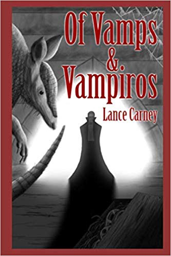 Of Vamps and Vampiros: A Finnian O'Dwyer Universal City Crime Cape
