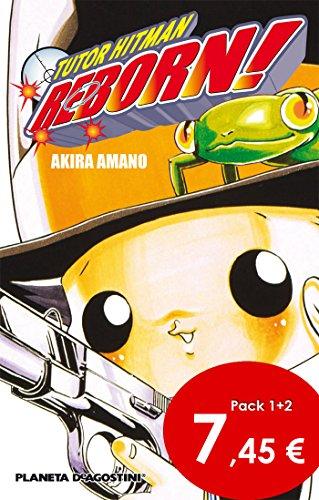 Pack Tutor Hitman Reborn 01, 02