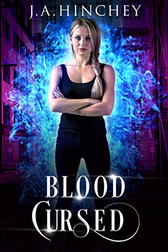 Blood Cursed (Hearts on Fire #3)