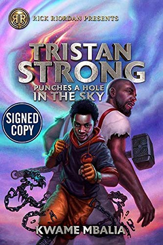 Tristan Strong Punches a Hole in the Sky - Signed / Autographed Copy