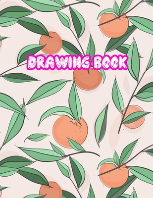 Drawing Book: Large Sketch Notebook for Drawing, Doodling or Sketching: 110 Pages, 8.5 x 11 Sketchbook ( Blank Paper Draw and Write Journal ) - Cover Design 099251