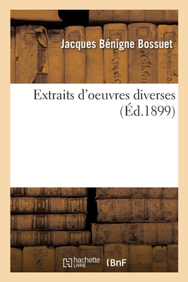 Extraits d'oeuvres diverses
