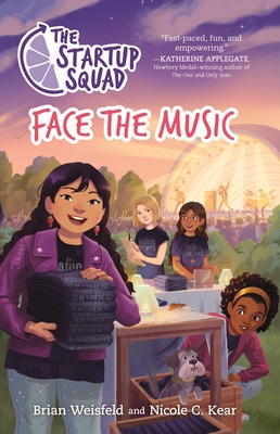 Face the Music (The Startup Squad #2)