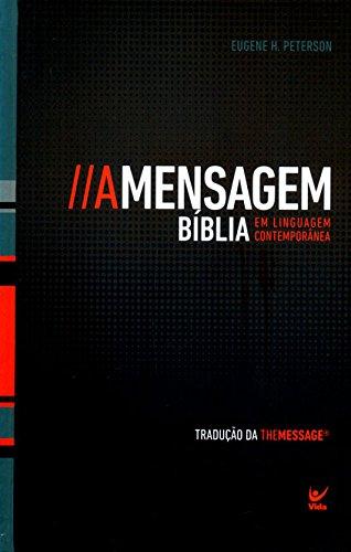 A Mensagem Biblia em Linguagem Contemporanea