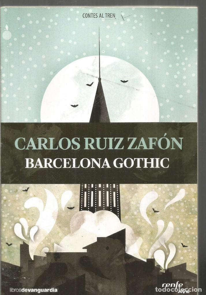 Barcelona Gothic edición bilingüe catalan - castellano
