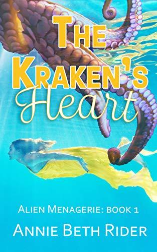 The Kraken's Heart (Alien Menagerie, #1)