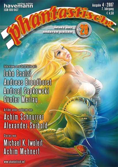 phantastisch! Ausgabe 28 (4/2007)