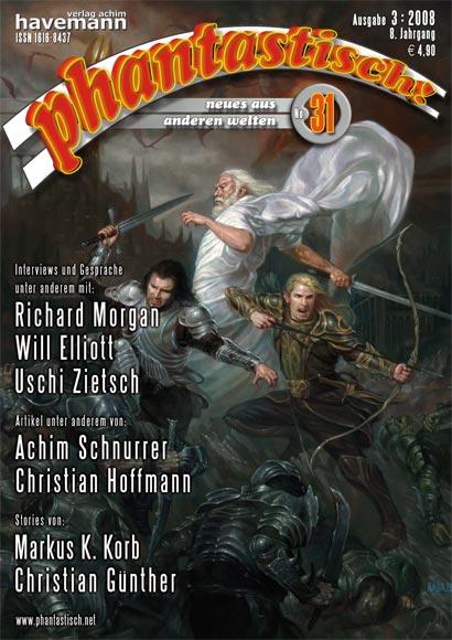 phantastisch! Ausgabe 31 (3/2008)