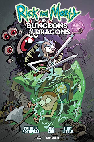 Rick And Morty: Vs. Dungeons & Dragons