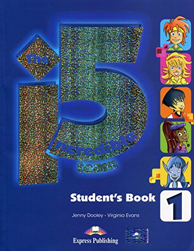 The Incredible 5 Team 1 Student's Book + kod i-ebook