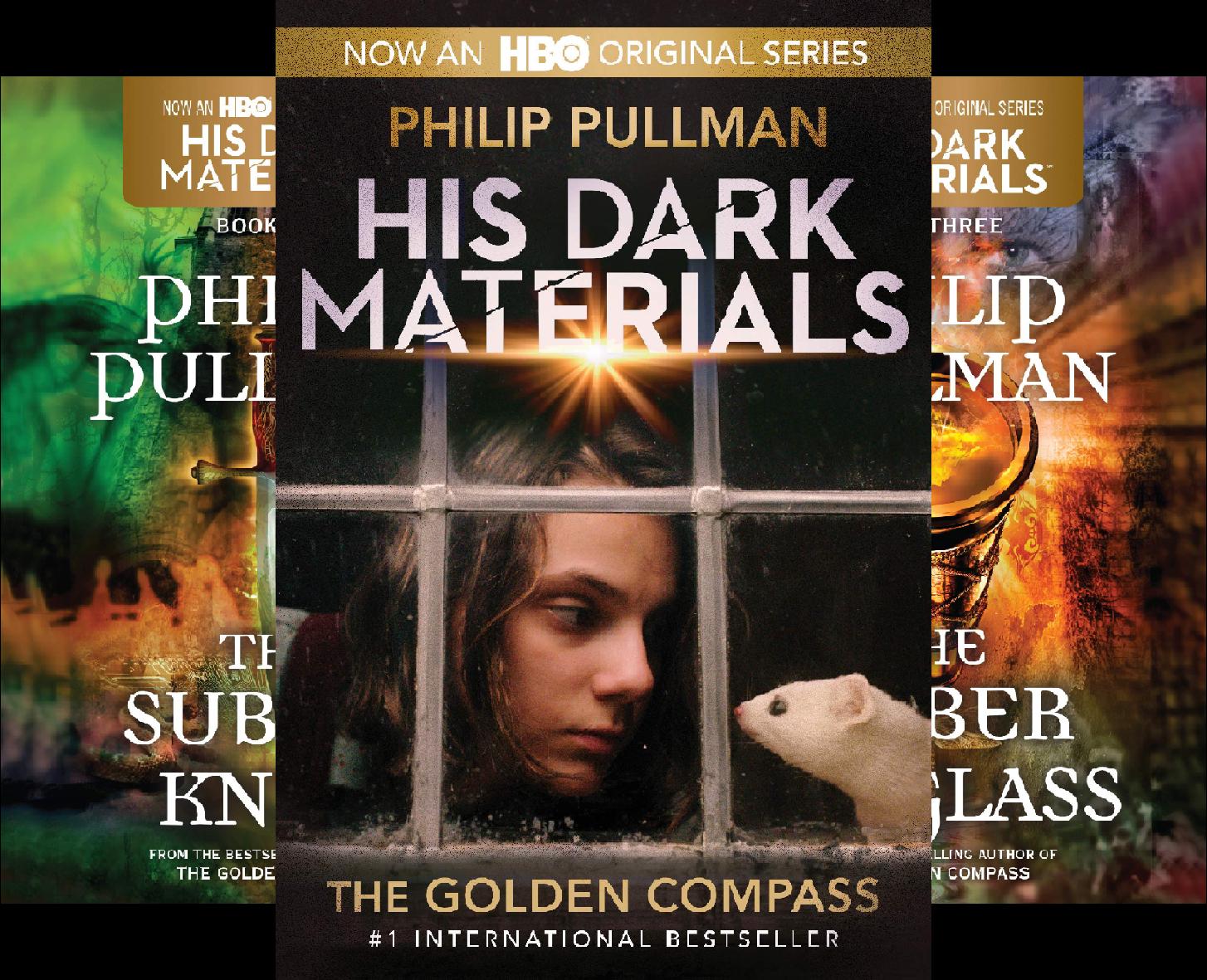 His Dark Materials (3 Book Series)