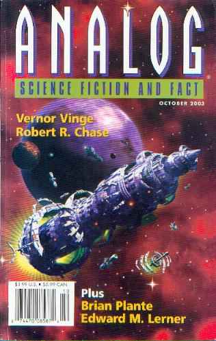 Analog Science Fiction and Fact, October 2003