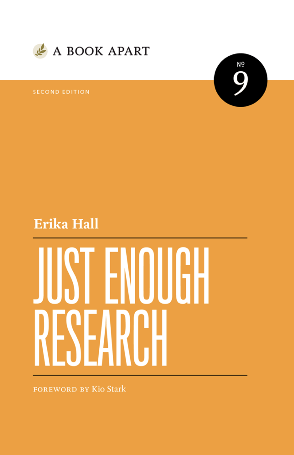 Just Enough Research (2nd edition ebook)