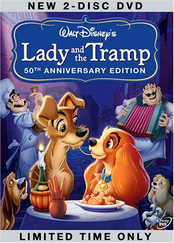 Lady and the Tramp (Two-Disc 50th Anniversary Platinum Edition)