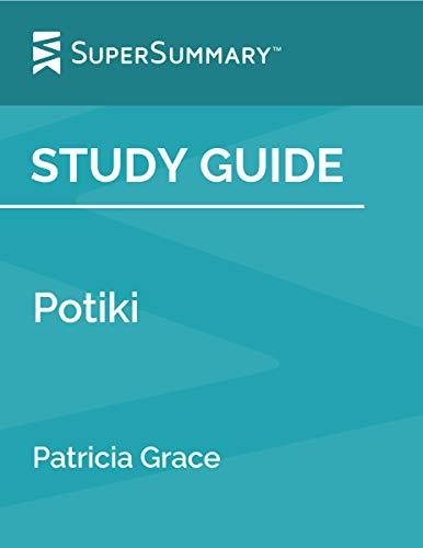 Study Guide: Potiki by Patricia Grace