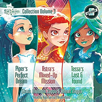 Star Darlings Collection Volume 3: Piper's Perfect Dream; Astra's Mixed-Up Mission; Tessa's Lost and Found (Star Darlings, #7-9)