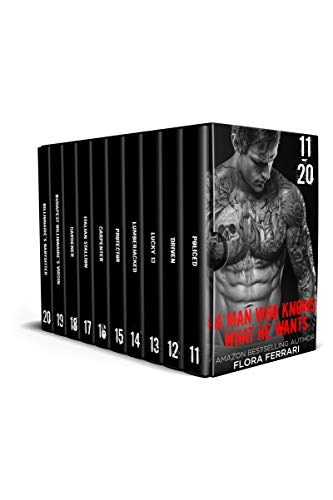 A Man Who Knows What He Wants: Books 11-20