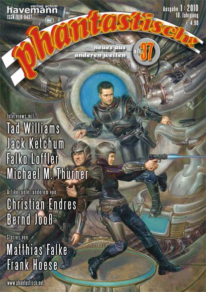 phantastisch! Ausgabe 37 (1/2010)