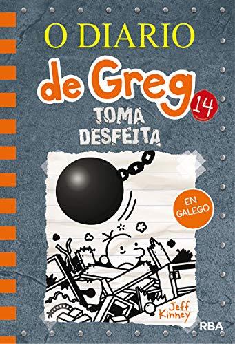 O diario de Greg #14. Toma desfeita