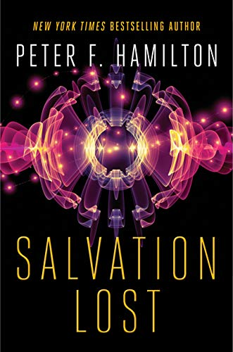 Salvation Lost (The Salvation Sequence, #2)