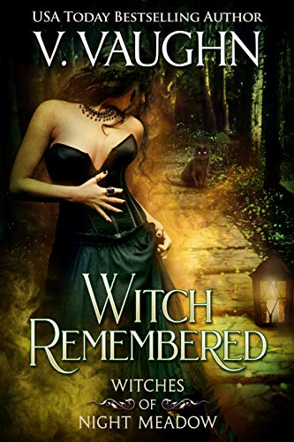 Witch Remembered (Witches of Night Meadow # 2)