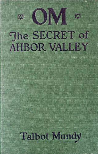 OM--The Secret of Ahbor Valley