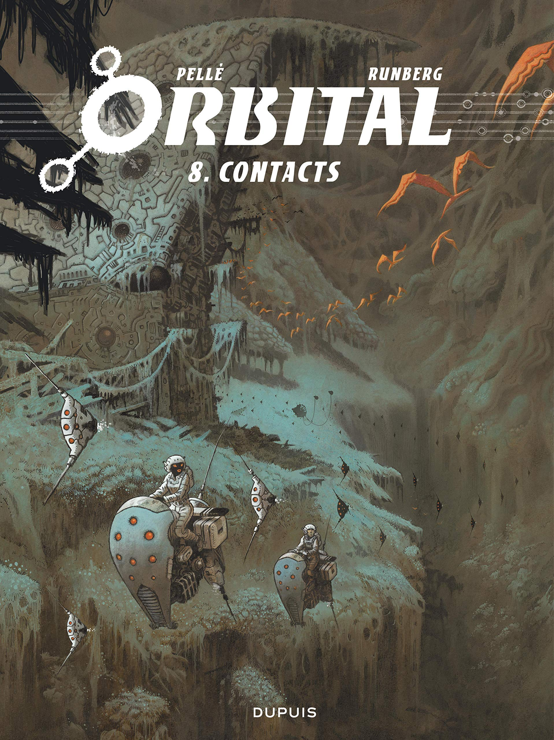 Orbital, Tome 8: Contacts