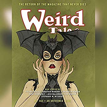 Weird Tales, Issue 363