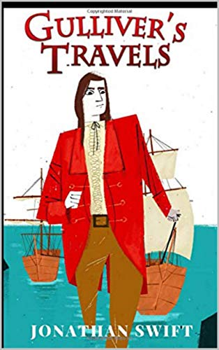 Gulliver's Travels by Jonathan Swift (KİNDLE BOOK)