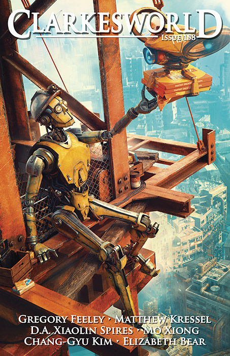 Clarkesworld Magazine, Issue 158