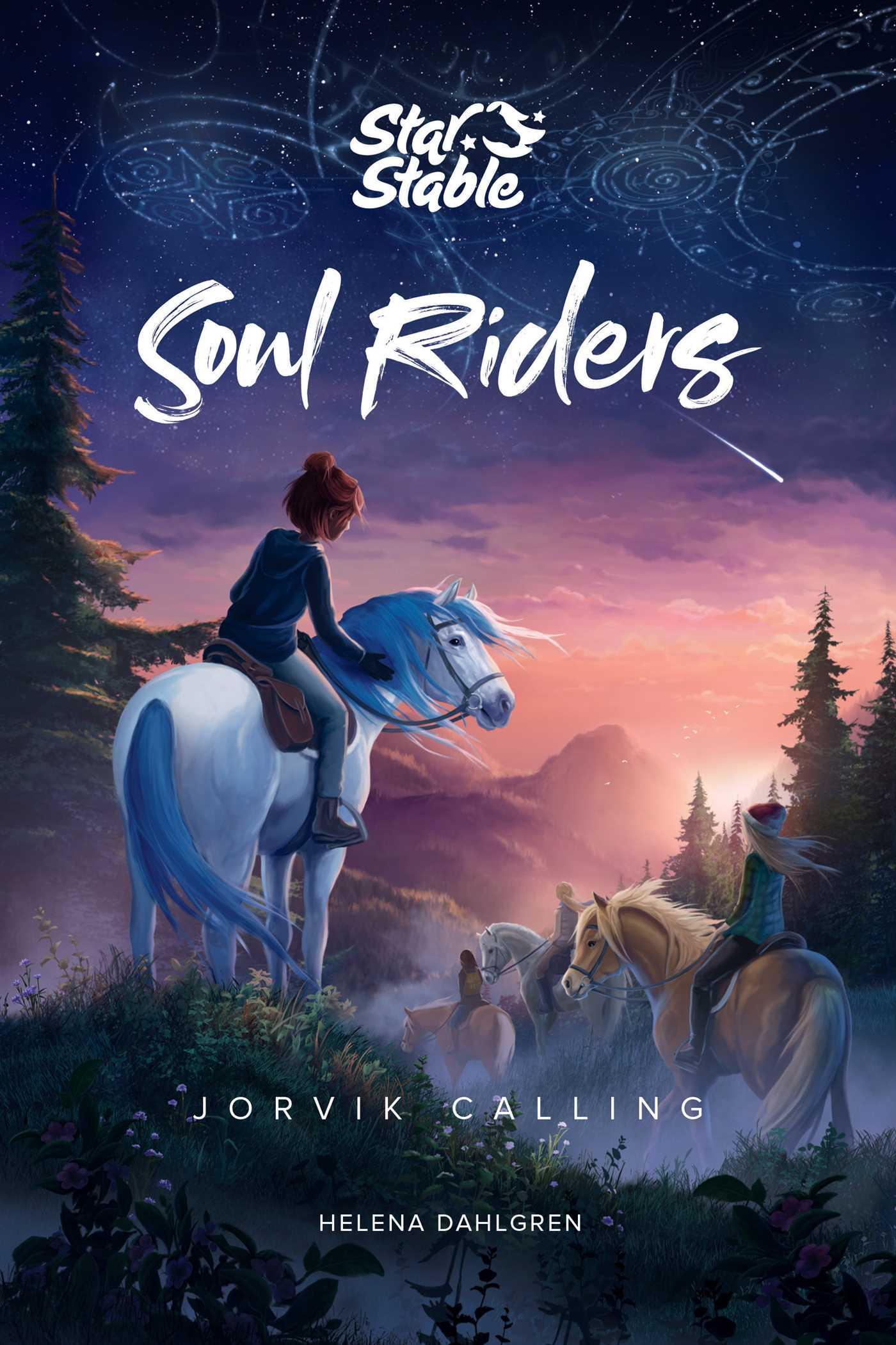 Jorvik Calling (Soul Riders #1)