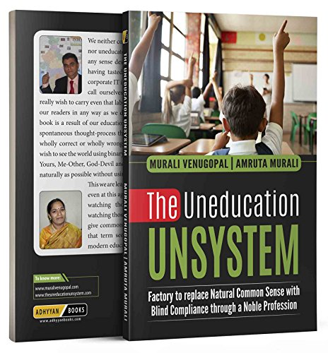 The Uneducation UNSYSTEM