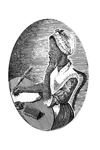 Phillis Wheatley: Poet Phyllis Wheatly Illustrated Art | White Softcover Note Book Diary | Lined Writing Journal Notebook | Pocket Sized | 100 Pages | Famous Historic People Note Books