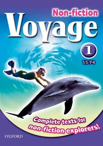 Voyage Non-fiction: 1 (Y3/P4): Pupil Collection