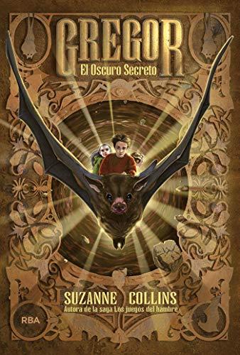 Gregor 4. El oscuro secreto