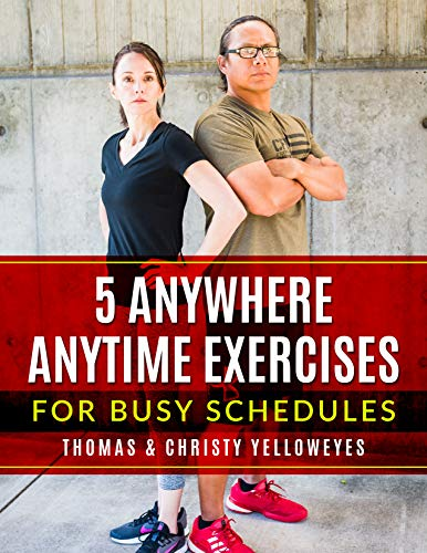 5 Anytime Anywhere Exercises: For Busy Schedules