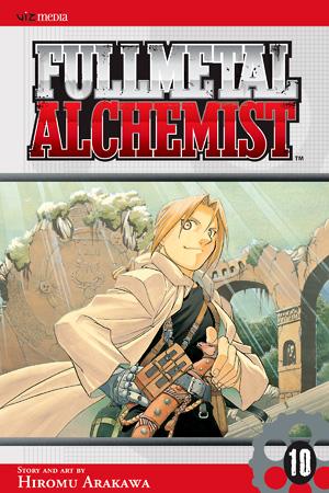 Fullmetal Alchemist, Vol. 10 (Fullmetal Alchemist, #10)