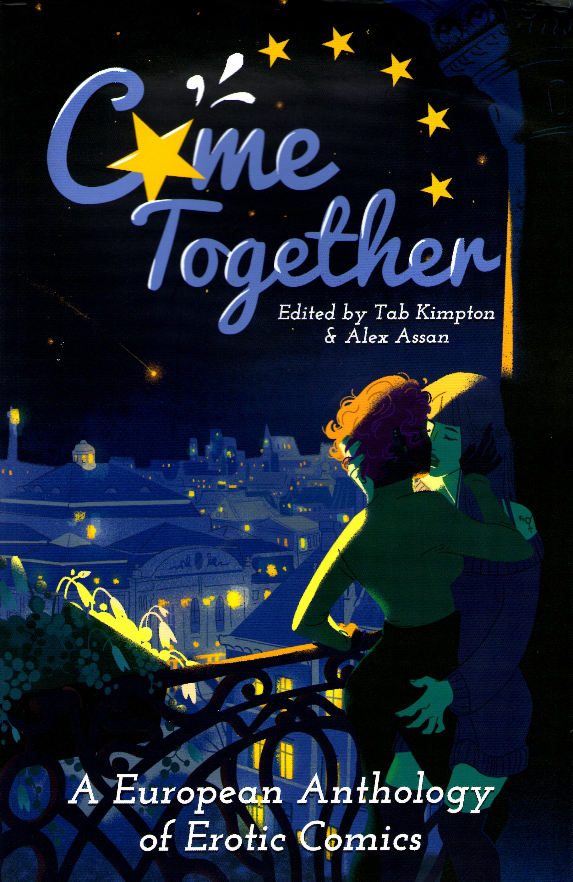 Come Together: A European Anthology of Erotic Comics