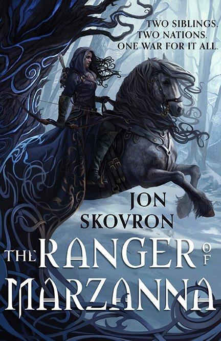 The Ranger of Marzanna (The Goddess War, #1)