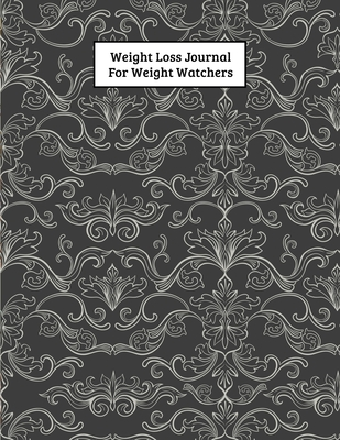 Weight Loss Journal For Weight Watchers: Food Journals For Tracking Meals and Eating Disorder, Letter Size 8.5 x 11,200 Page