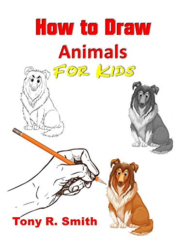 How to Draw Animals for Kids: Step By Step Techniques