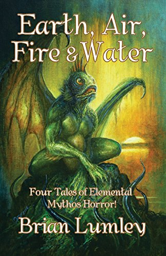 Earth, Air, Fire & Water: Four Elemental Mythos Tales!
