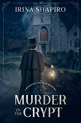 Murder in the Crypt (Redmond and Haze Mysteries, #1)