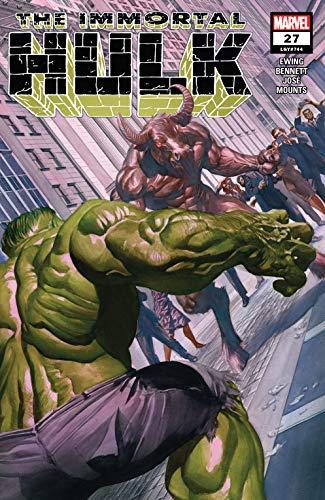 Immortal Hulk (2018-) #27