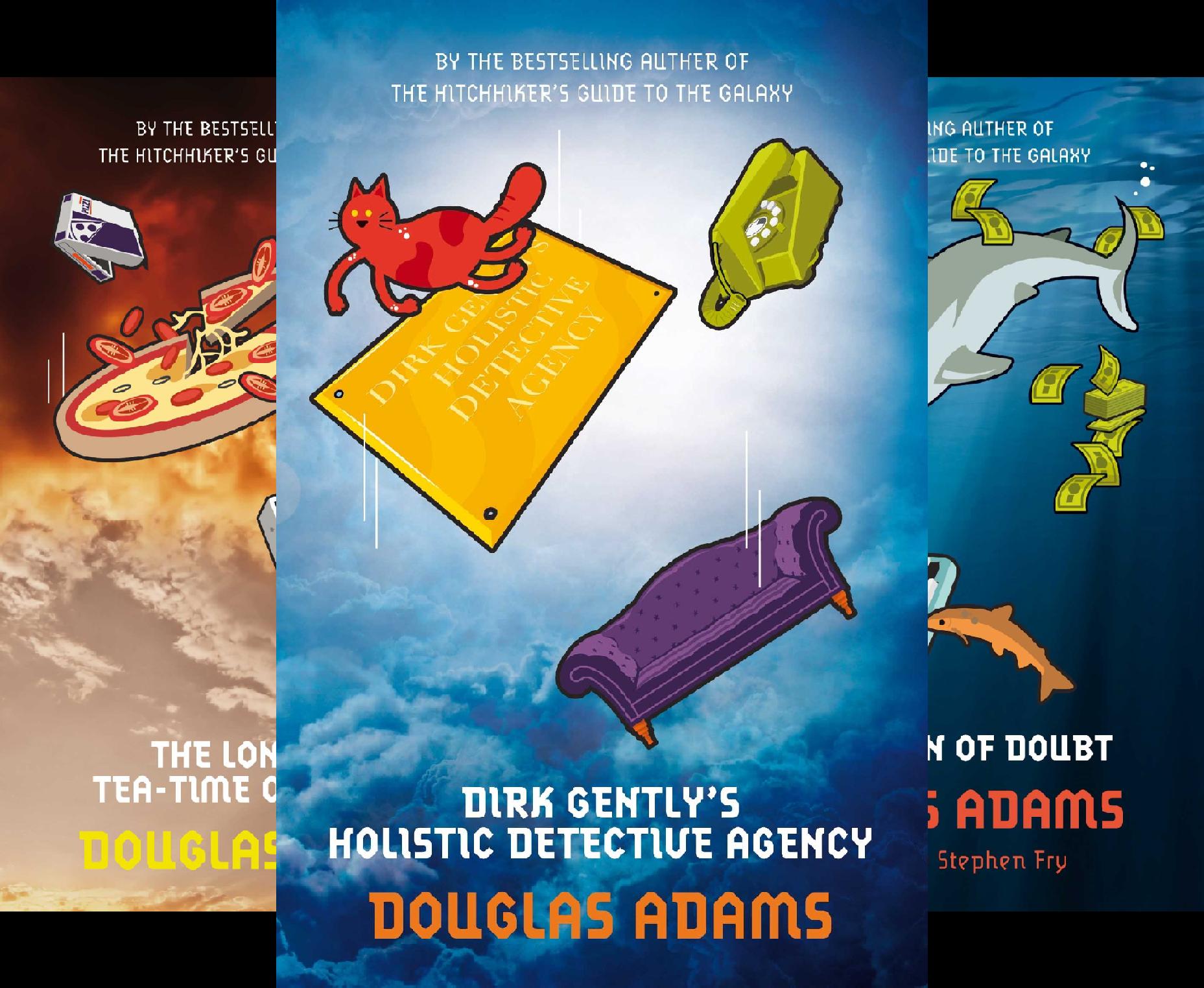 Dirk Gently series (3 Book Series)