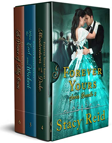 Forever Yours Series Bundle (Book 4-6) (Forever Yours Boxset 2)